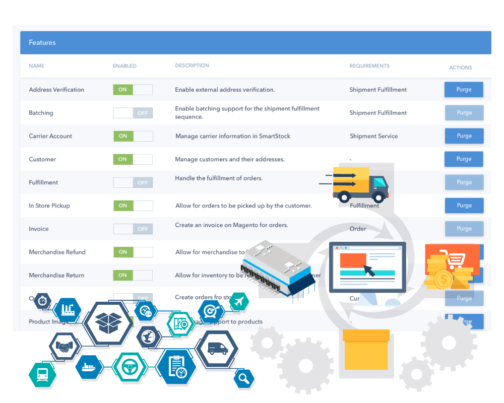 automate repetitive order management processes