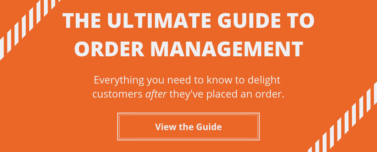 Ultimate Guide to Order Management